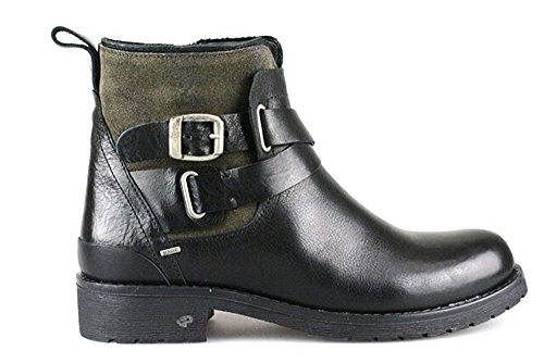 City Green Blk Pajar Lake Boot Women's Military Salt FwtxyqCfcw