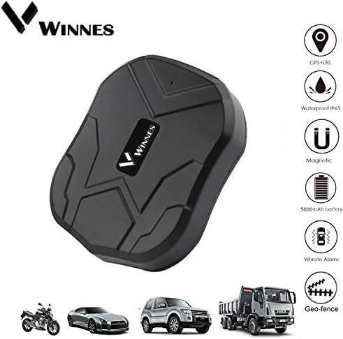 Temps r/éel Suivi GPS//GSM//GPRS//SMS Voiture Moto v/élo traqueur TKSTAR905 Traceur GPS pour v/éhicules