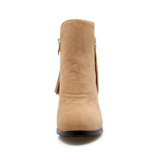 Balamasa Donna Stivaletto A Yellow Pantofole t6qxrnSw7t