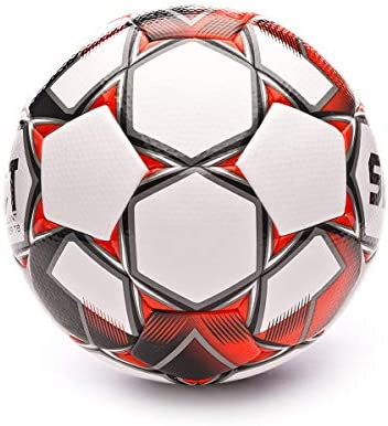 Select Brillant Super TB 2019-2020, Balón, White-Red-Black, Talla ...