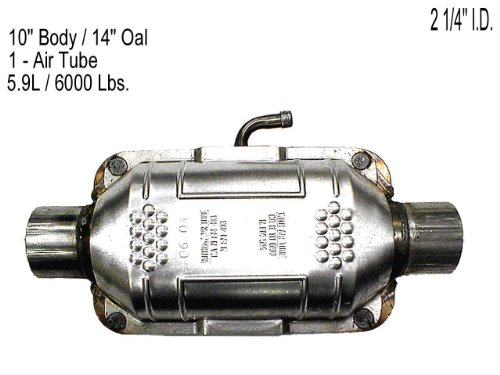 Eastern Manufacturing 70421 Catalytic Converter (Non-CARB Compliant) Dodge B150 Catalytic Converter