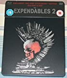 THE EXPENDABLES 2 BLU RAY STEELBOOK