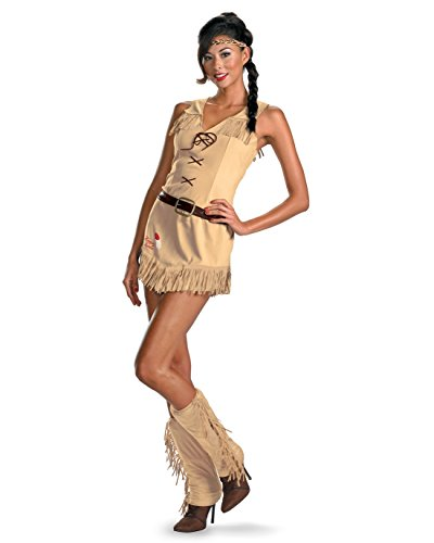 Sexy Native American Indian Costume Tonto Costume Western Costume Sizes: Small