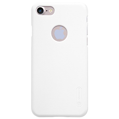 Nillkin ip7-shield-white Super Frosted Shield Étui pour iPhone 7, blanc
