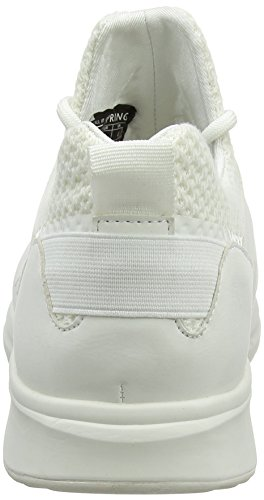 Blanc Spring It Basses Homme Call Sneakers EU White Bierun gqxUf
