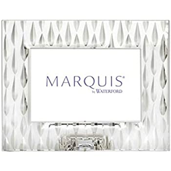 Amazoncom Marquis By Waterford Rainfall 4x6 Frame 4 X 6 Clear