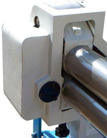 36'' x 16 Gauge Slip Roll Roller Sheet Metal Brass Copper Mild Steel by Generic (Image #4)