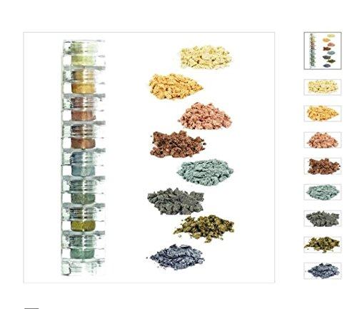 Color Revolution Eye Shimmer California Gold 8 Stacks Spring Sale