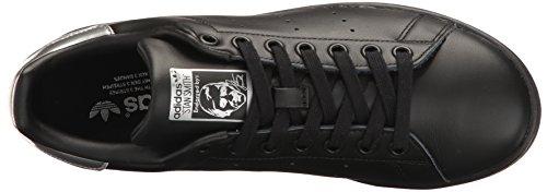 Adidas Originals Femmes Stan Smith Mode Sneakers Noir / Noir / Fournisseur Couleur