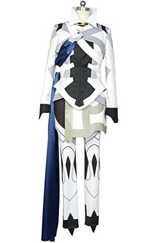 Costhat Halloween Dress Party Outfit Corrin Uniform Outfit Suit Cosplay Costume