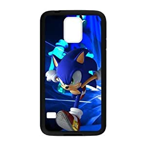 Premium Durable Sonic The Hedgehog Fashion Samsung Galaxy s5 Case Shell Cover (Laser Technology) by ruishername