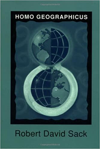 Book Homo Geographicus: Framework for Action, Awareness and Moral Concern