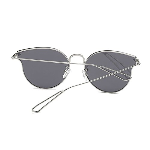 personnalité Lunettes Pare Miroir Pilote Ai extérieure Vintage de Soleil polarisées Soleil Mode Anti UV lumière lele décoration z80C58q
