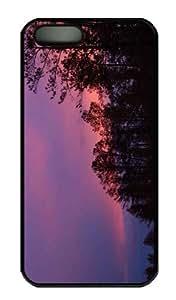 Case For HTC One M8 Cover - Customized Unique Design Landscape Nature 33 New Fashion PC Black Hard