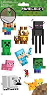 Trends International Minecraft - Pop Up Stickers - 4 X 8, Multicolor