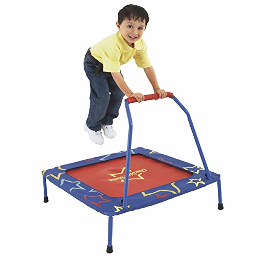 Kids-Safety-Trampoline-With-Handle