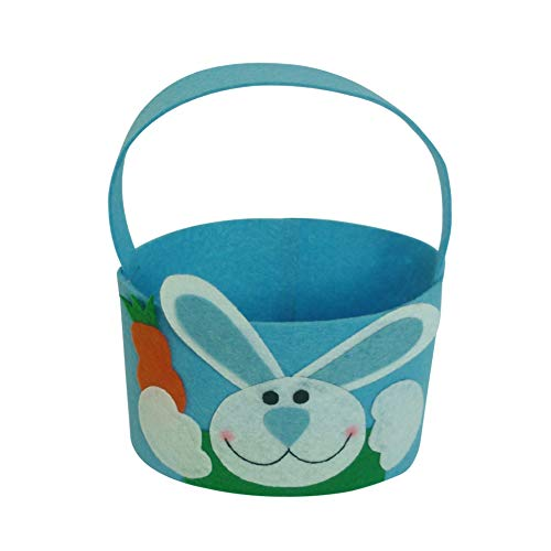 Hengzhi Easter Rabbits Pattern Sugar Pocket Lovely Children Candy Bag Portable Candy Pocket by Hengzhi (Image #3)