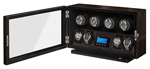 Boxy Brushless DC (BLDC) Motor Automatic Quad Watch Winder from Boxy