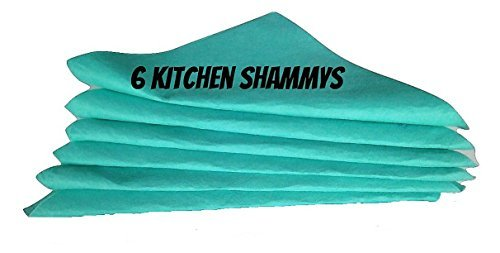 - Chamois Shammy 6 Pack 16