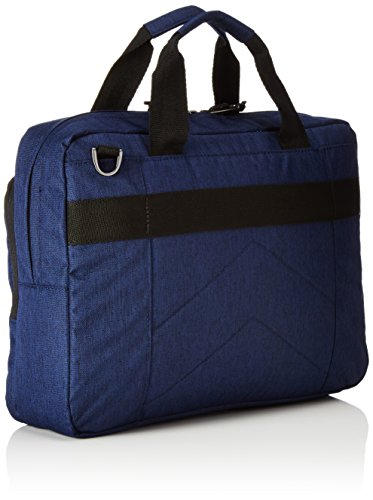 Invicta Office Borsa Messenger, 37 cm, 10 litri, Blu