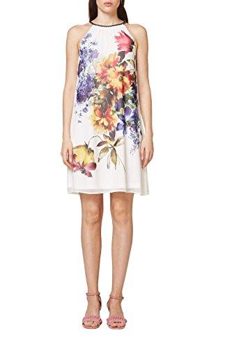White Damen Kleid 110 Off Weiß Collection ESPRIT qUgwxFaW