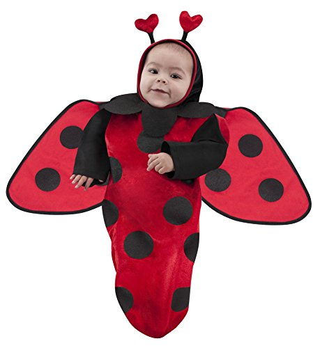 [Amscan Babys Infant Baby Bug Newborn Halloween Costume 0-9 Months] (9 To 5 Costumes)