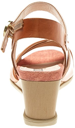 Pikolinos Women's Vigo W3r Ankle Strap Sandals Orange (Apricot) jWoeykOA