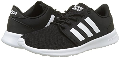 Qt negbas 000 carbon ftwbla Nero Donna Adidas Cloudfoam Sneaker Racer A5OvFq