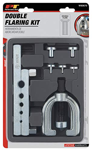 Performance Tool W80670 Double Flare Tool Set ()