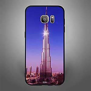 Samsung Galaxy S7 Edge Burj Khalifa lightinng