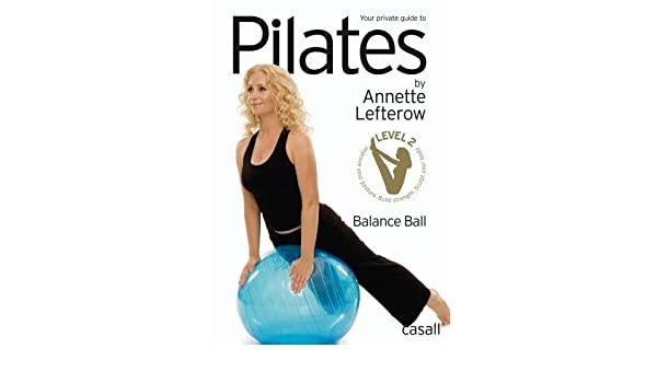 Pilates balance ball by Annette Lefterow NTSC by Annette ...