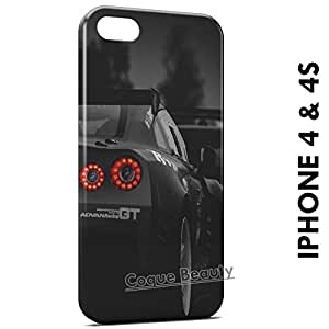 Carcasa Funda iPhone 4/4S Racing GT Car Protectora Case Cover