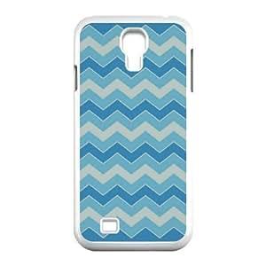 Cool PaintingFashion Cell phone case Of Chevron Bumper Plastic Hard Case For Samsung Galaxy S4 i9500 wangjiang maoyi
