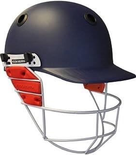 Kookaburra Apex cricket protezione dagli impatti Headwear navy casco Dimensioni Senior