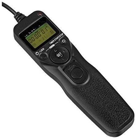 Timer Remote Shutter Release Control For Canon EOS Reble T1i G16 6D T5i G1 X 30D 50D T3i T2i PowerShot G10 70D G15 T5 G11 G1 X Mark II 40D T4i 5D 1D SX50 HS Camera T3 7D G12 20D