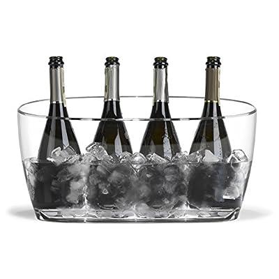 Seau/vasque à champagne Jéroboam