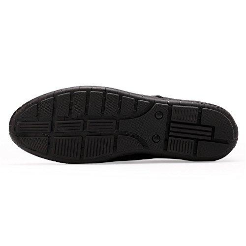 da scarpe mocassini on Maschio vera in Xiazhi leggero scarpe shoes guida slip pelle 2018 traspirante uomo mocassino q7w1Ix