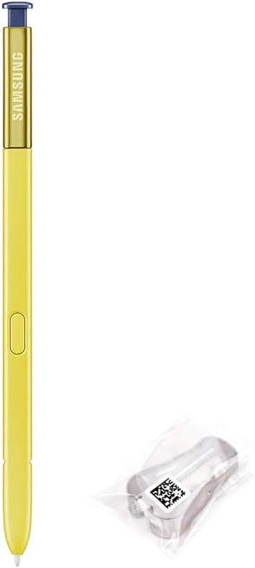 Samsung Galaxy Note9 EJ-PN960BLKGKR - Bolígrafo de Repuesto para Samsung Galaxy Note9, Color Amarillo y Azul: Amazon.es: Electrónica
