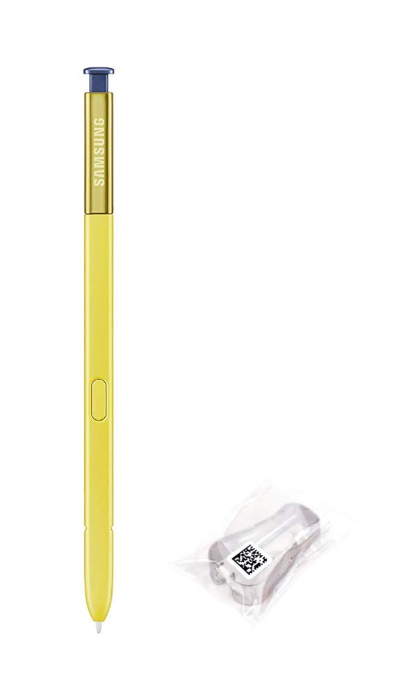 Samsung Galaxy Note9 Original Replacement S Pen EJ-PN960BLKGKR Yellow/Ocean Blue by Samsung