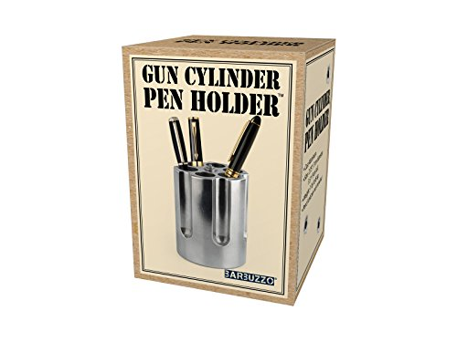 Barbuzzo Gun Cylinder Pen Holder (UTU3GI0015)