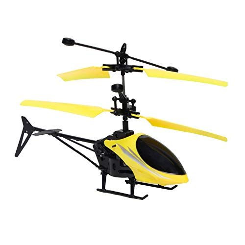 Aone-Hand-Induction-Control-USB-Charger-Flying-Infrared-Sensor-Aircraft-Flashing-Light-Helicopter-Without-Remote-Multicolour