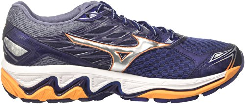 Multicolore 04 Wave Brightmarigold Mizuno Running 4 Chaussures Homme Silver Paradox Eclipse de WUWP6q70w