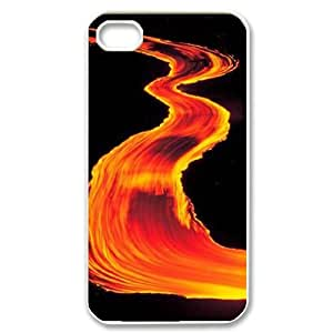 Clzpg High-quality Iphone4,Iphone4S Case - Orange diy cover case