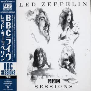 led zeppelin bbc sessions by led zeppelin 2006 01 01 music. Black Bedroom Furniture Sets. Home Design Ideas