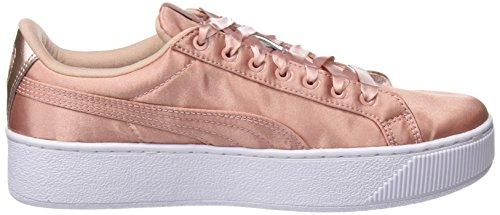Basses Ep Beige Platform Puma Vikky Femme peach peach Beige Sneakers Beige p6CUxIwqE