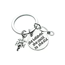 Nurse Keychain, Nurse Gift, Nursing Keychain Makes Perfect Nurses Gift