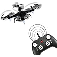 Sproutoy Phantom 2.4GHz 6 Channel 6-Axis Gyro RC Quadcopter Drone with LED