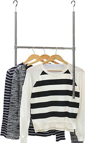 Simple Houseware Adjustable Closet