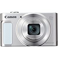 Canon PowerShot SX620 Digital Camera w/25x Optical Zoom -...