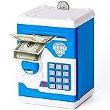 Kids Safe Boys Girls Piggy Bank for Cash and Coins